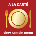 A La Carte - Download Menu in PDF Format