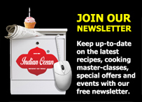 Join Our Newsletter. Keep up to date on the latest recipes, cooking master-classes, special offers and events with our free newsletter.